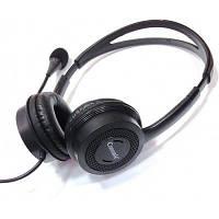 Наушники Cosonic CD-684MV регулятор звука, Микрофон