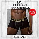 Мужские трусы боксеры Doreanse 1725 черные, фото 2