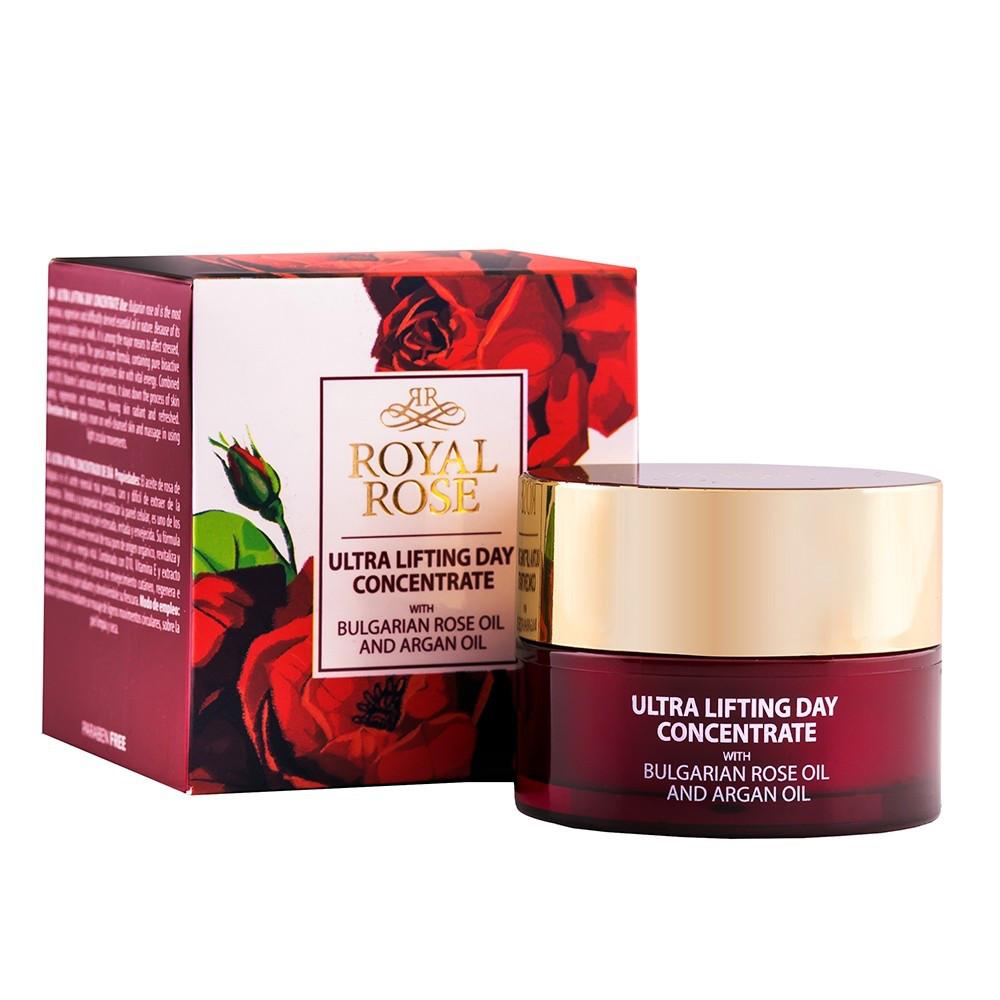 Дневной ультра лифтинг концентрат с маслом розы Royal Rose от BioFresh 40 мл