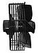 Водяний калорифер (повітронагрівач) АОВ-23кВт, фото 3