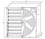 Осьовий вентилятор для сільського господарства TM VENTILIATOR ВСХ 44.5, фото 4