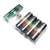 Покерные фишки (200 фишек)(18х29х4см)(вес фишки 4 гр. d-39 мм) 26734