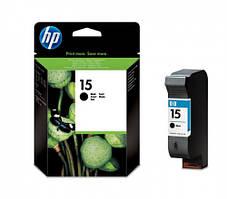 Картридж HP №15 (C6615DE)