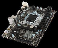 Материнская плата MSI H110M PRO-D (s1151, Intel H110, PCI-Ex16)