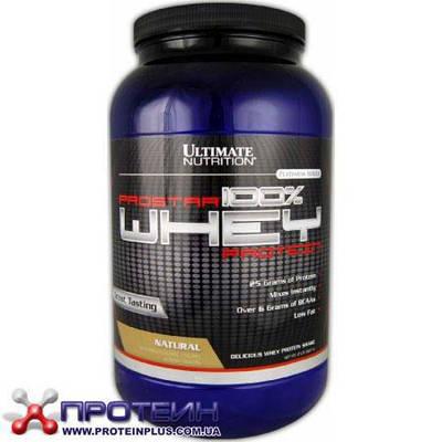 Протеин Ultimate Nutrition Prostar Whey (908 g)