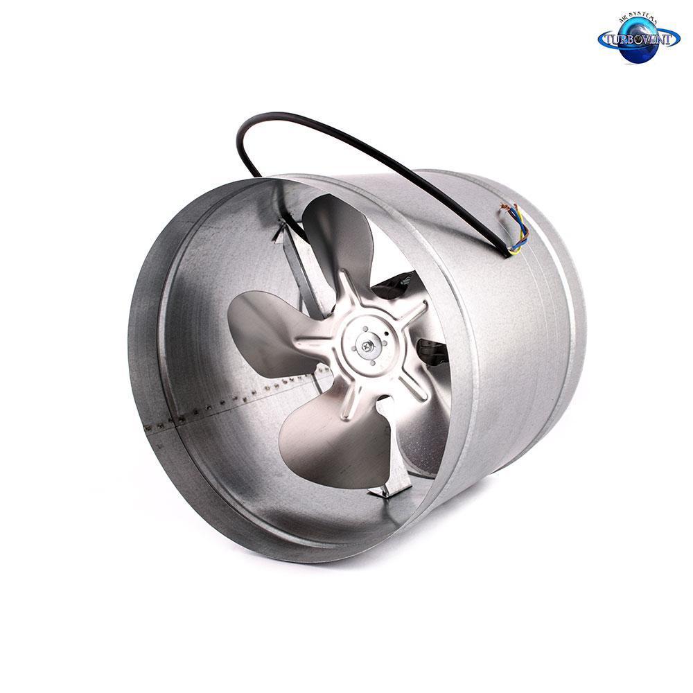 Осевой канальный вентилятор Венвент ВКО (WB) 250