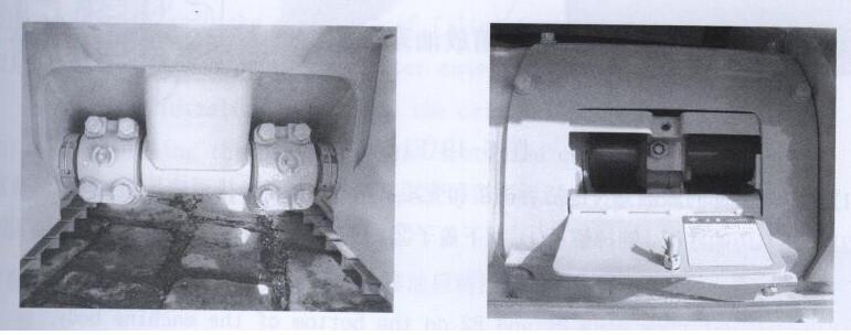 Сервис бульдозера Shantui SD32 каждые 1000 часов