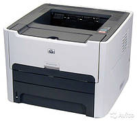 Лазерний принтер HP LaserJet 1320 з Європи