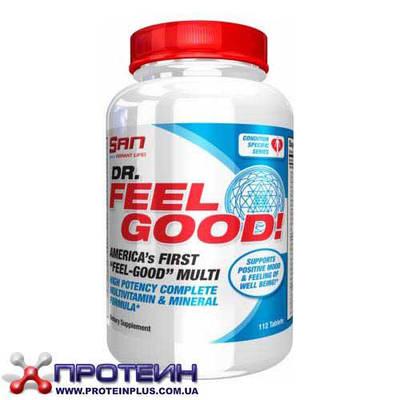Витамины SAN Dr. Feel Good (112 tab)
