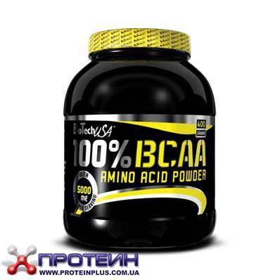 Аминокислота 100% BCAA (400 g)