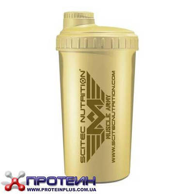 Scitec Nutrition Shaker Muscle Army Desert (700 ml)