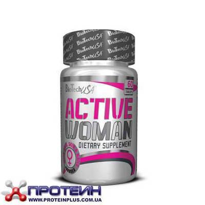 Витамины BioTech Active Woman (60 tabs)