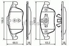 Колодки гальмівні дискові, фото 2