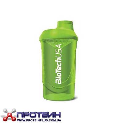 BioTech Shaker Wave Grass Green (600 ml)