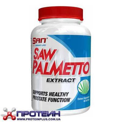 Комплекс SAN Saw Palmetto (60 softgels)