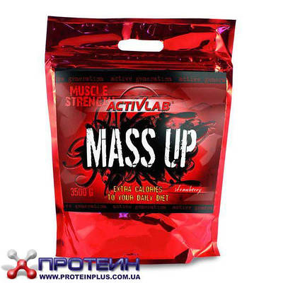 Гейнер Activlab Mass Up (3,5 kg)