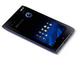 Планшет Acer Iconia Tab A100, (XE.H8MEN.002), 7.0, 1GB, 8GB