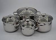 Набор посуды из 8 предметов Benson BN-206