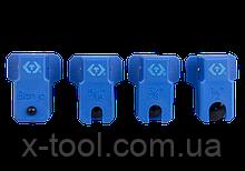 Комлект зажимов для топливной магистрали 4PC. KING TONY 9AF204