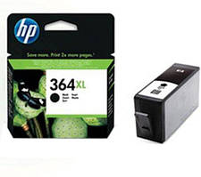 Картридж HP № 364XL Black, (CN684EE) 550 Pages