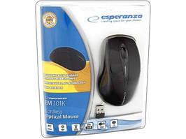 Мышки Esperanza EM101K Black USB
