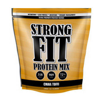 Протеин Strong Fit Protein MIX (909 g)