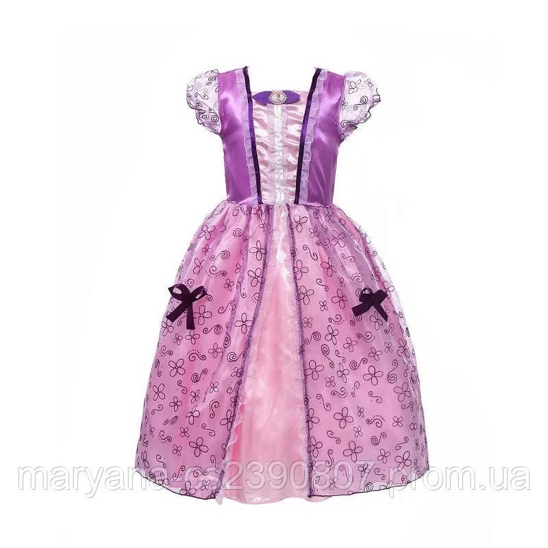 aa0ffe0a71f101f Платье Принцессы Софии для Девочек — в Категории