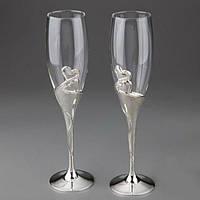 Свадебные бокалы Sara 107504