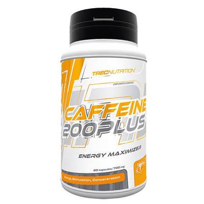 Энергетик Trec Nutrition Caffeine 200 Plus (60 caps)
