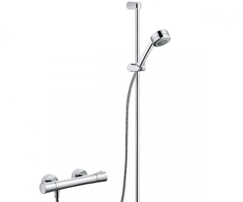Душевой набор Kludi Zenta Shower Duo 605770500
