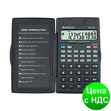 Калькулятор инженерный BS-120 10+2 разрядов, 56 ф-ций BS-110