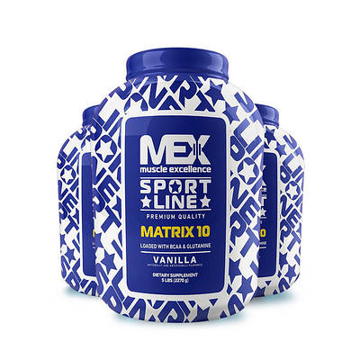 Протеин MEX Nutrition Matrix 10 (2,270 kg)