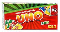 """Игра """"UNO ZOO"""" 40255 укр/рус (12) """"STRATEG"""""""