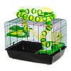 Клетка для хомячков и маленьких грызунов InterZoo GALAXY+ TERRACE G135 (580*380*550 мм)