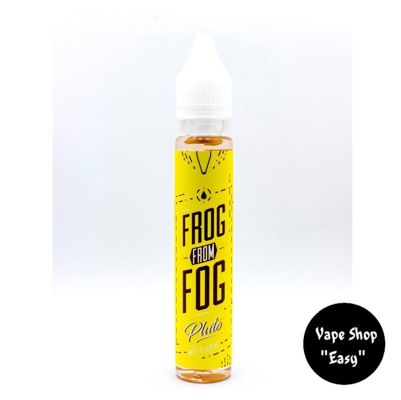 Frog From Fog Pluto 30 ml Премиум жидкость (заправка) для электронных сигарет\вейпа.