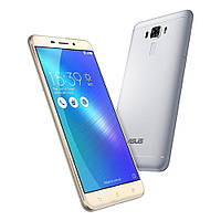 """Мобильный телефон Asus ZenFone 3 Laser Silver, 5.5"""" Qualcomm Snapdragon 430 (1.4 ГГц), 2 ГБ, 32 ГБ, 1 Sim"""