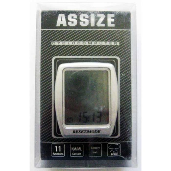 Велокомпьютер ASSIZE AS 411
