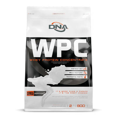Протеин WPC (900 g)