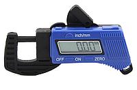 Микрометр цифровой / толщиномер электронный 0-12,7мм