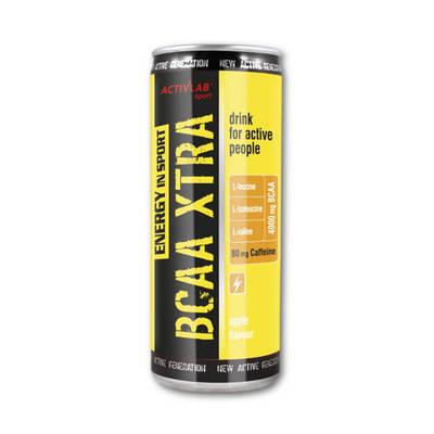 Аминокислота Activlab BCAA Xtra Energy Drink (1 x 250 ml)