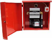 Топливораздаточная колонка для ДТ в металлическом ящике ARMADILLO 80, 220В, 80 л/мин, фото 1