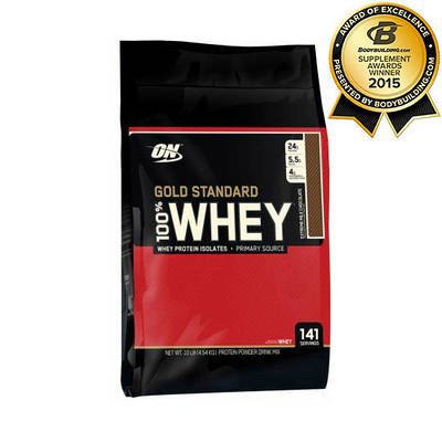 Протеин Optimum Nutrition 100% Whey Gold Standard (4,5 kg)