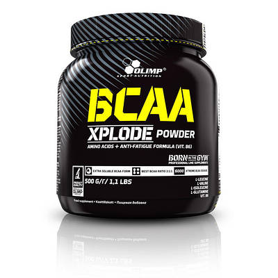 Аминокислота Olimp BCAA Xplode powder (500 g)