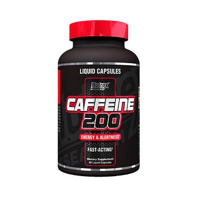 Энергетик Nutrex Caffeine 200 (60 caps)