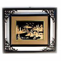 Картина из пробкового дерева (51х44 см) 21300