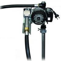 Насос для заправки дизельного топлива для бочки DRUM-TECH, 220В, 70 л/мин, фото 1