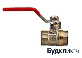 Кран Шаровый 1 Гг Ручка