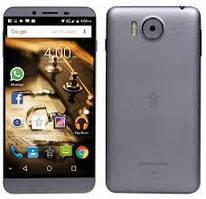 """Мобильный телефон Mediacom X555U, 5,5"""", Mediatek MT6753 (1.3 ГГц), 3 ГБ, 16 ГБ, Silver"""