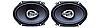 Пятиполосные автомобильные колонки JVC CS-V6835