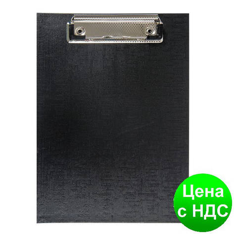 Клипборд А5, PVC, черный BM.3413-01, фото 2